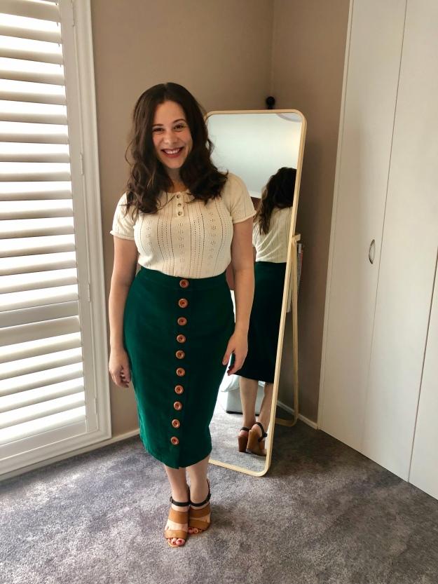 MMM_Velvet Skirt 01